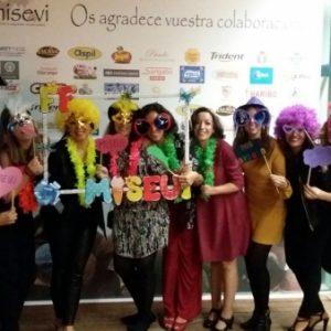 Crónica: I Cena Bénefica en Sevilla