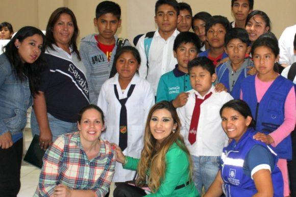 Entrevista a Ángela Chicharro: DOMUND 2016