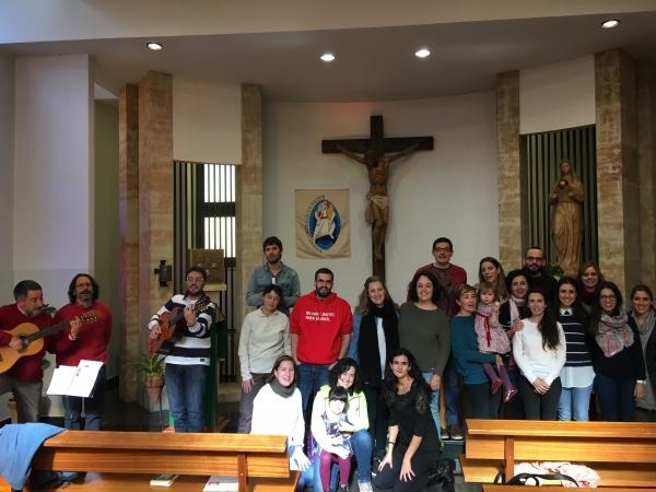Crónica: formación 12 y 13 de noviembre en Salamanca