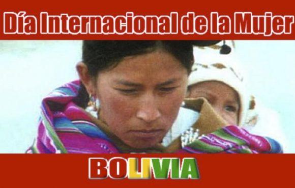 Un 8 de marzo desde Bolivia