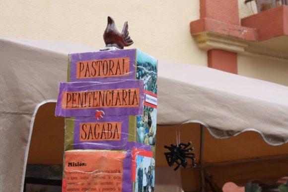 Exposición Pastoral Penitenciaria de Sacaba