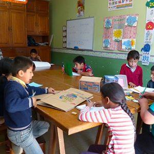 Centro Infantil «Wiñay Muju»