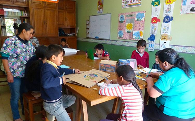 """Centro Infantil """"Wiñay Muju"""""""