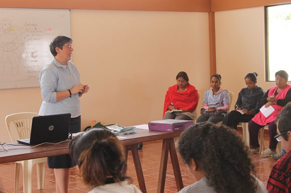Visita a la Misión de Bolivia