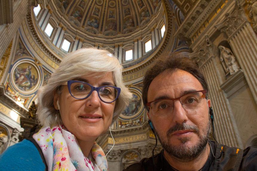 Nuestra experiencia en el Simposio de Roma