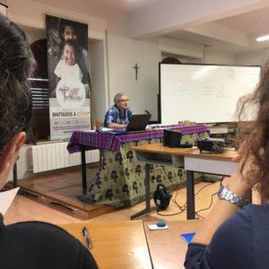 Crónica Formación Misionera