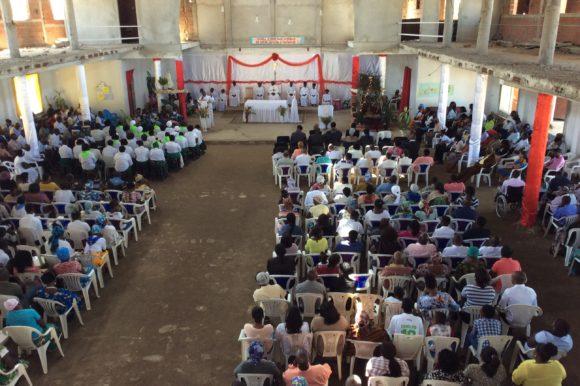 Celebramos la Santísima Trinidad junto a la parroquia