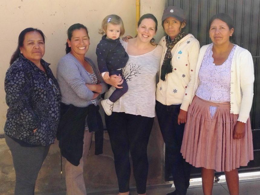JuanLu y Ángela nos cuentan su experiencia en Bolivia