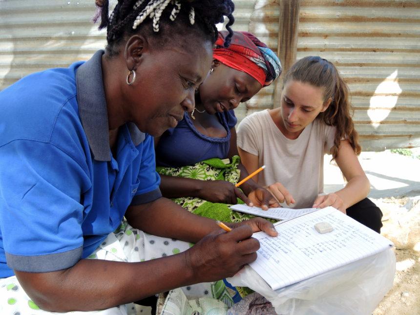 Inma Jiménez nos cuenta su experiencia en Angola