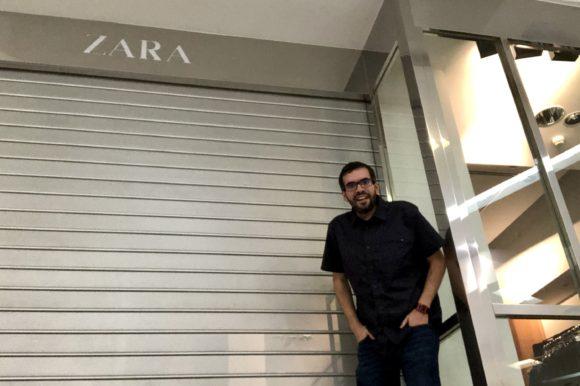 """Diego Navarro: """"Nosotros, con nuestras decisiones diarias en el consumo, estamos construyendo el modelo de nuestra sociedad"""""""