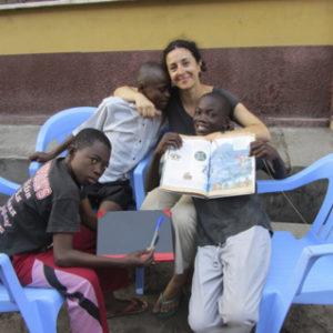 """Lucía Expósito: """"El acompañante es mediador para que el acompañado apunte a lo esencial de la vida, la búsqueda y el querer de Dios"""""""