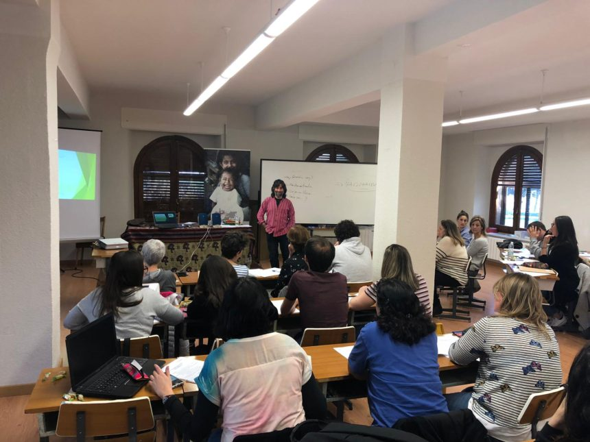 Crónica de la formación misionera realizada los días 23 y 24 de marzo de 2019 en Salamanca