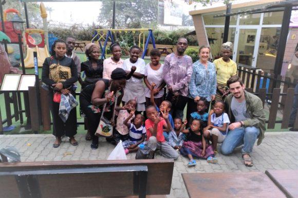 Experiencia de Ramón Cremades en Angola